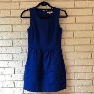 Royal Blue Madewell Dress